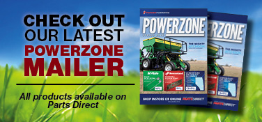 The Spring 2016 Power Zone Mailer