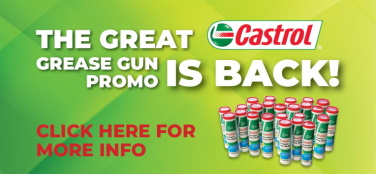 Our great grease gun promo is back. Click here to see how you can receive your free grease gun.
