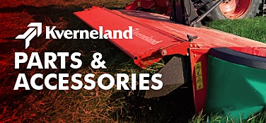 Kverneland parts for your harvest equipment.