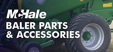 McHale parts for your harvest equipment