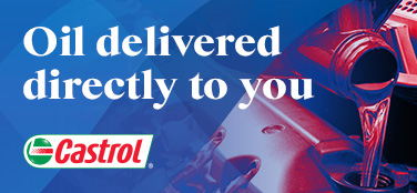 Check out our increased range of Castrol lubricants. Delivered direct to your door.