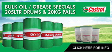Click here for Castrol Bulk Oil & Grease deals. Great pricing - Quality Lubricants.