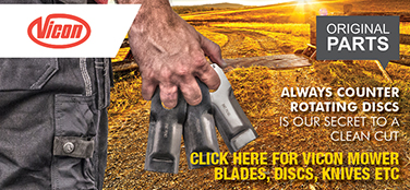 Click here for all your Vicon mower parts.