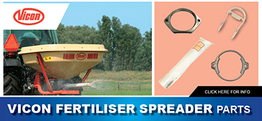 Check out our range of Vicon fertiliser spreader parts.