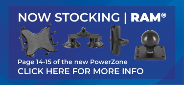 Now stocking a range of RAM monitor mounting solutions.