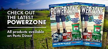 The Summer 2017 Power Zone Mailer