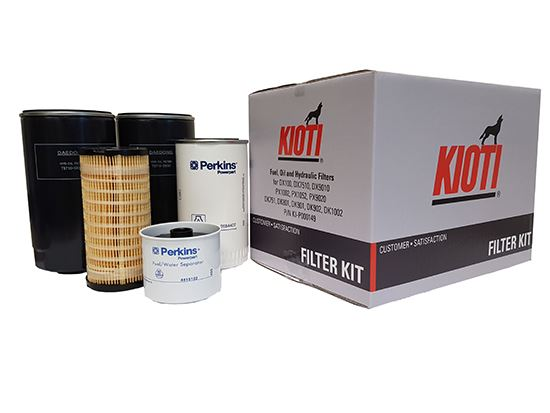 Picture of Kioti Liquid Filter Kit - KI-P000149