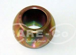 "Picture of Top Quick Hitch  Ball 60mmx 1"" - B6331"