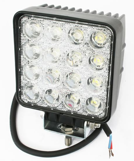Picture of Work Flood Light 48W 16 Led - B5632