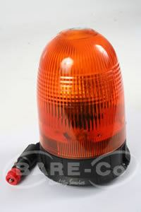 Picture of 12V Amber Revolving  Beacon - B6715