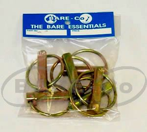 "Picture of Bare Essentials 1/4"" Linch Pins (Qty 6) - B1902"