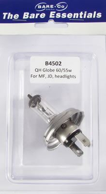 Picture of Bare Essentials 12v 60/55W Halogen Bulb - B4502