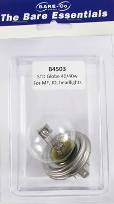 Picture of Bare Essentials 12v 40/40W Bulb - B4503