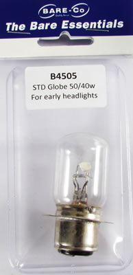 Picture of Bare Essentials 12v 50/40W Bulb - B4505