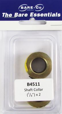 "Picture of Bare Essentials 5/8"" Shaft Lock Collar (Qty 2) - B4511"