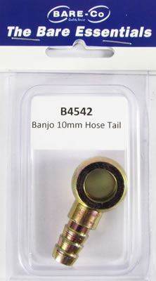 Picture of Bare Essentials Banjo 10mm Hose Tail - B4542