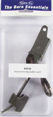 Picture of Bare Essentials Adjustable Latch - B4550