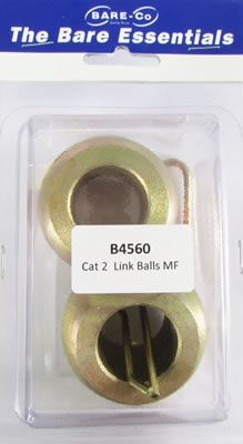 Picture of Bare Essentials MF Cat 2 Linkage Ball (Qty 2) - B4560