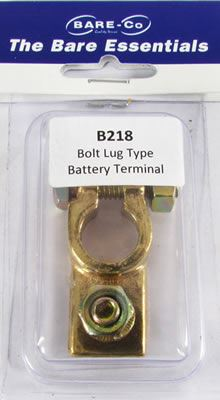 Picture of Bolt Lug Type Battery Terminal - B218