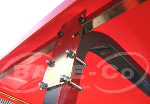 Picture of Mounting Kit Standard Canopy/Hoop Rop - B3600