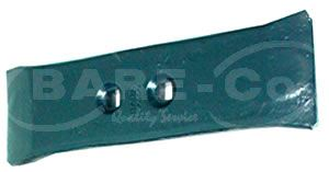 """Picture of Flat Chisel Cultivator Point 12""""x3""""x3/4"""" - B9709"""