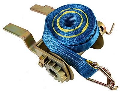 Picture of Truck Tie Down Winch With Strap  - B5603