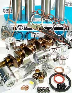 Picture of Engine Cylinder Kit 148/154/250/254/550 (A3.152 Perkins Engine) - EK9