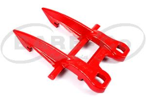 Picture of Cut Away Knife Guard for NH Windrower - B4260