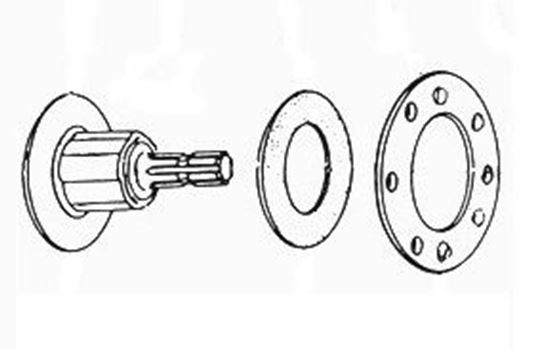 Safety Clutch Parts