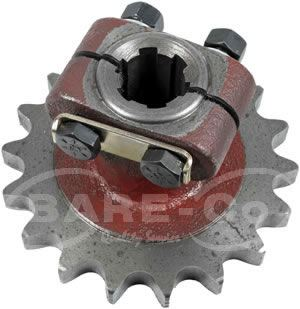 "Picture of Chain Sprocket 1 3/8""X 6SPL - B6473"