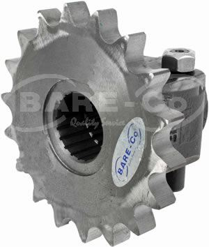 "Picture of Chain Sprocket 1 3/4""X 20SPL - B6474"