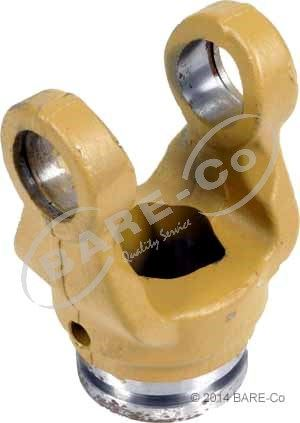 Picture of Inner Tube Yoke BYPY 307 and 3 Series - A3236