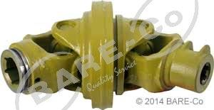 "Picture of Wide Angle Outer Joint 1 3/8"" 6 SPL W2580 Series - AG36002"