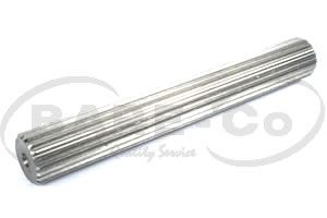 "Picture of Splined Shaft 1 3/8""x21SPLx10"" - B2657"