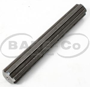 "Picture of Splined Shaft 1 3/8""x6SPLx10"" - B283"