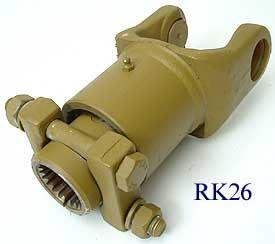 "Picture of Freewheel Yoke 4 1/2""x 1 21/32""x 4 3/32"" - RK26"