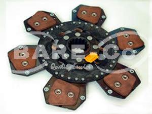 """Picture of Main Clutch Plate 12"""" Ceramic - B6733"""