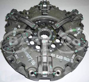 "Picture of Clutch Assembly  11"" Luk   - B6852"