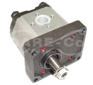 Picture of Combined Power Steering-Hydraulic Pump - B7218