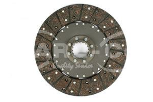"Picture of Clutch PTO Plate 12""x2 1/8"" 16 SPL - B3845"