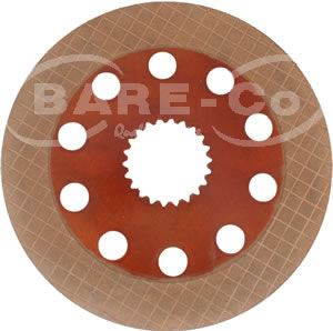 Picture of Brake Disc Early Version for 4000 for Ford Models - B5288