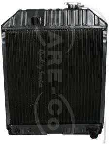 Picture of Radiator without Oil Cooler for 5000-7700 Ford Models - B801
