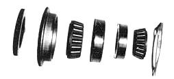 Picture of Front Wheel Bearing Kit 43mm - B5473