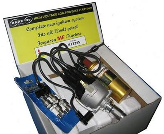 Ignition System - Complete Standard Ignition Kit