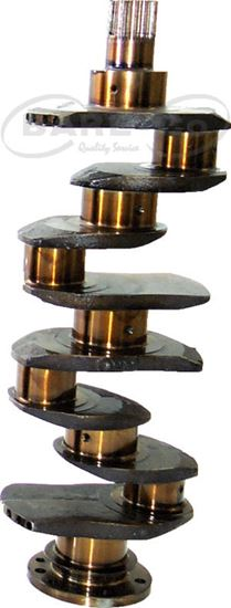Picture of Crankshaft 4.236 Perkins Engine Ropeseal - B1514