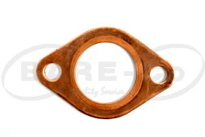 Picture of Exhaust Flange Gasket MF Petrol & 23C Diesel Engines - B1813