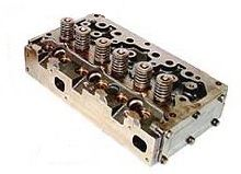 Picture of Cylinder Head Assy AD3.152 Perkins Engine - B414