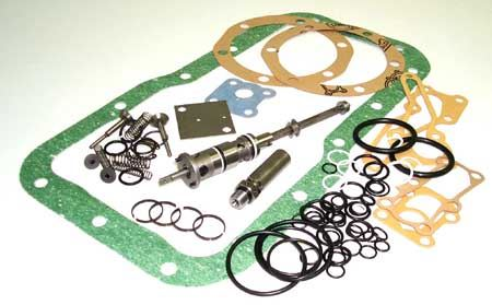 Picture of Standard Hydraulic Pump Repair Kit with Valves and Rings  for Te MF Models - B601