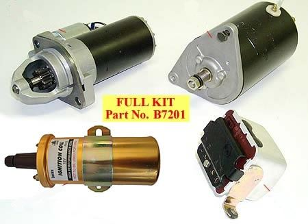 Picture of Conversion Kit 6V  to 12V  - B7201
