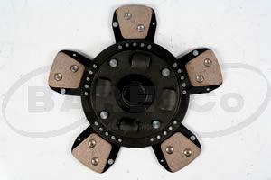 "Picture of Ceramic Sprung Plate 12""x1 1/8"" 21 SPL - B9272"